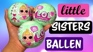 Waar koop je serie 2 LOL surprise LITTLE SISTERS ballen? Goeie vraag! Want de LOL surprise ballen zijn altijd gauw uitverkocht! De gewone serie 2 ballen ...