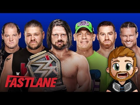 WWE FASTLANE (2018) LIVE STREAM LIVE REACTIONS WATCH PARTY