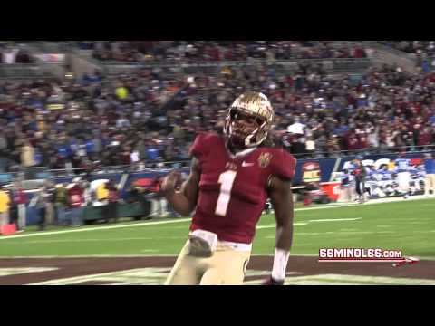 national - Courtesy http://www.seminoles.com: The Seminoles punch their ticket to the BCS National Championship Game with a 45-7 win against Duke in the ACC Championshi...