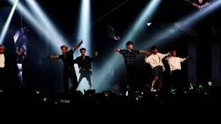 Video [FANCAM] 170902 B.A.P AT MUSIC BANK IN JAKARTA - WARRIOR MP3, 3GP, MP4, WEBM, AVI, FLV Desember 2017