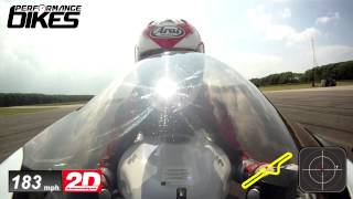 9. 2013 Suzuki ABS Hayabusa extreme brake test.