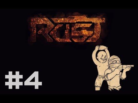 [Rust] - Нападение на нас - #4