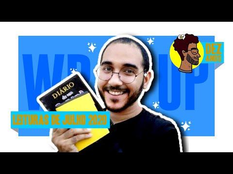 Minhas LEITURAS de Junho de 2020 | WRAP UP | BOOKCRUSHES