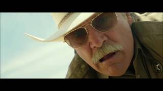 Texas Ranger Partner Dies | Hell or High Water (2016) | 1080p HD