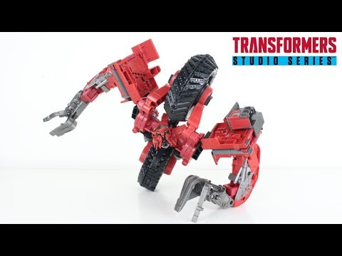 Transformers Studio Series SS-55 Leader Class Scavenger Review