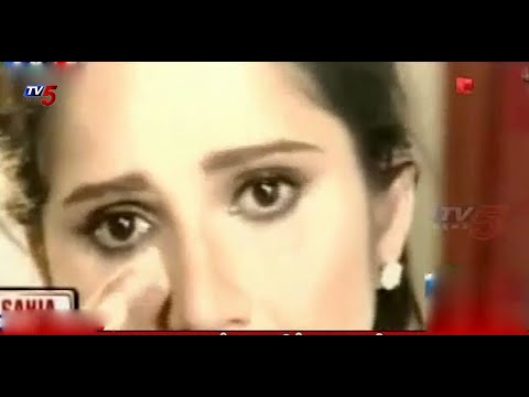 Sania Mirza  Speaks Emotionally on her Nationality : TV5 News