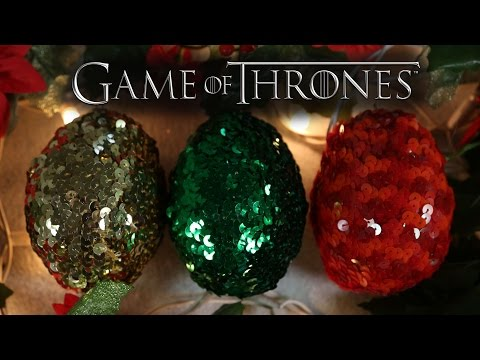 OF - Today I on DIY Geeky Goodies I show you how I made these awesome Game of Thrones Dragon Eggs! Submit you creations to #CreateCQ and leave a LIKE if you enjoyed this video! Dragon Eggs ...