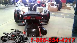 7. 2015 F3 S Can Am Spyder For Sale