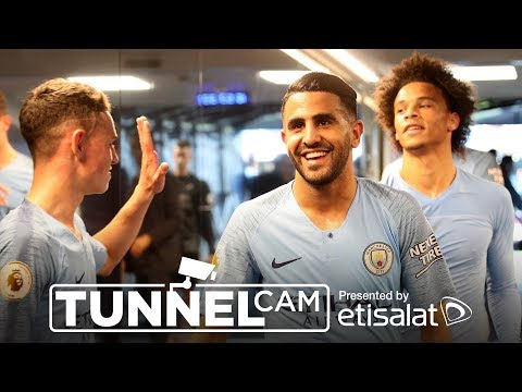 Video: CITY SCORE FIVE | Tunnel Cam | City 5-0 Burnley