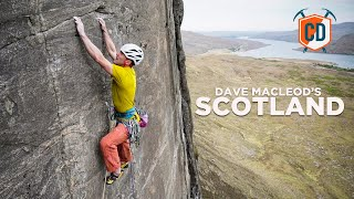 The Wild Side Of Scottish Climbing With Dave MacLeod | Climbing Daily Ep.1536 by EpicTV Climbing Daily