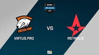 VP vs Astralis, game 1