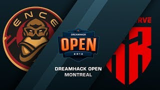 ENCE vs Red Reserve - DreamHack Open Montreal - de_mirage [Enkanis, ceh9]