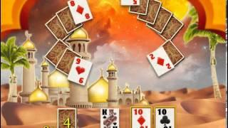 Aladdin Solitaire Full YouTube video