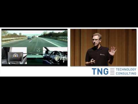 Autonomes Fahren: Fahren ohne Fahrer - Was funktion ...