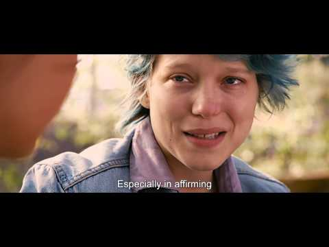 "Clip: Blue is the Warmest Color, ""Bench"" (NYFF51)"