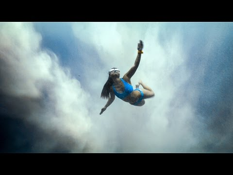 VIDEO : Freediving showreel Daan Verhoeven