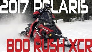 5. STV 2017 Polaris 800 Rush XCR