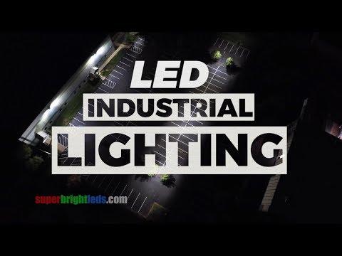 LED Industrial Lighting from SuperBrightLEDs.com