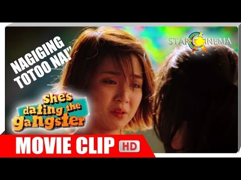 Nagiging totoo na ang feelings? | She's Dating The Gangster | Movie Clips
