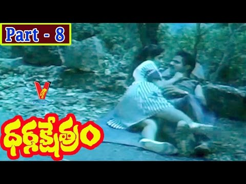 Dharmakshetram Movie|part 8/12|bala Krishna|divya Bharathi|v9 Videos