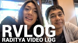 Video RVLOG - BREAK SHOOTING FILM HANGOUT LAGI MP3, 3GP, MP4, WEBM, AVI, FLV Mei 2017