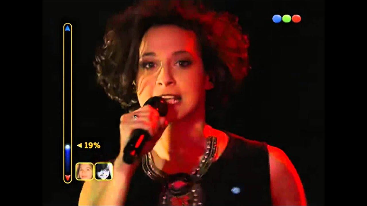Diana Amarilla canta 'Malo' #Elegidos