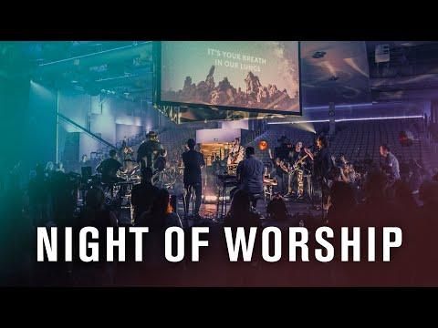 Night of Worship - Closer