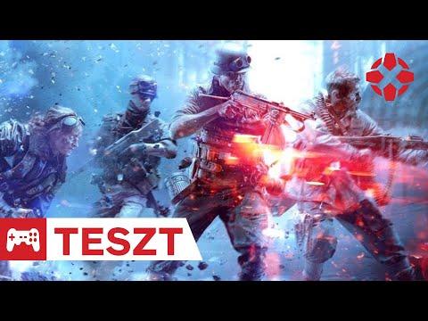 Az igazi Battlefield-élmény - Battlefield V teszt_Magyarország, Budapest. Heti legjobbak