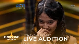 Video Mirriam Malu Habis Dapat Tanda Tangan Ariel | Live Audition 3 | Rising Star Indonesia 2019 MP3, 3GP, MP4, WEBM, AVI, FLV April 2019