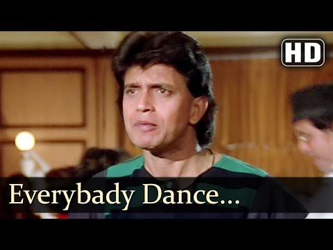 Video Dance Dance - Every Body Dance With Pa Pa Paa - Mithun Chakraborty - Bappi Lahiri Hits download in MP3, 3GP, MP4, WEBM, AVI, FLV January 2017