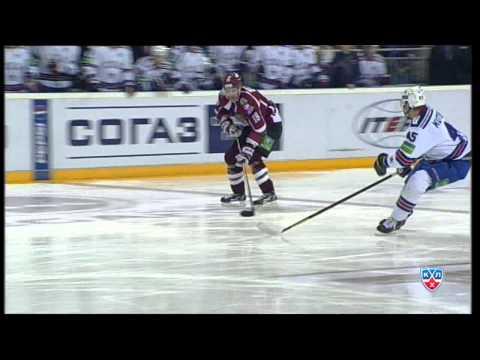 09.12 Лучшие голы недели КХЛ / 12/09 KHL Top 10 Goals of the Week (видео)