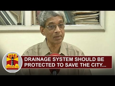 Drainage-System-should-be-protected-to-save-the-City--Janagaraj-Water-Management-Expert