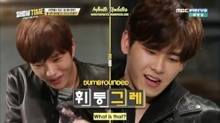 Nonton  Eng Sub  160107 Mbc Infinite Showtime Ep  5  Full   720p  Film Subtitle Indonesia Streaming Movie Download