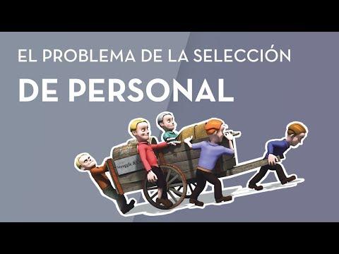 El problema de la selección de personal