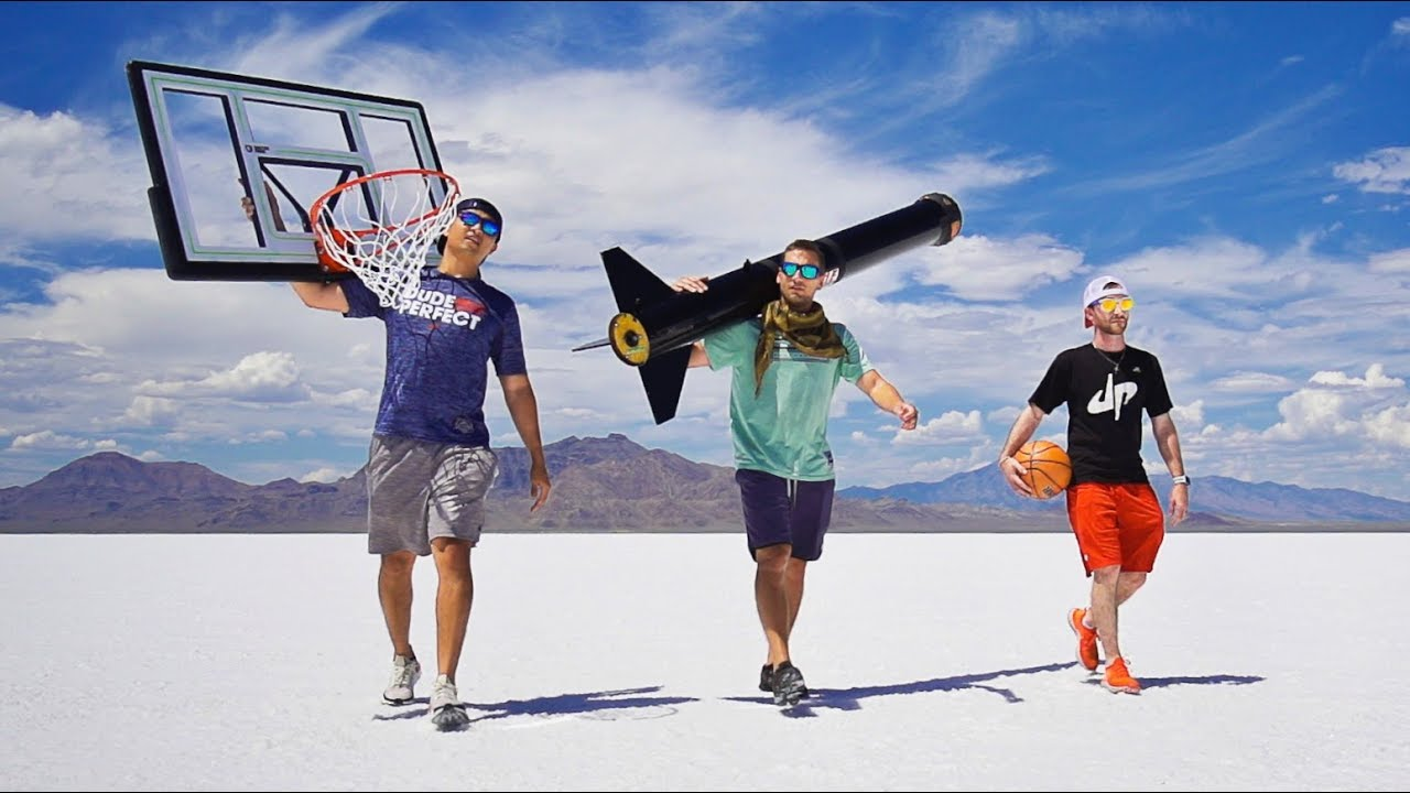 Editor Edition 2 | Dude Perfect - YouTube