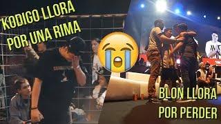 LOS MC´S TAMBIEN LLORAN! - Momentos emotivos del Rap