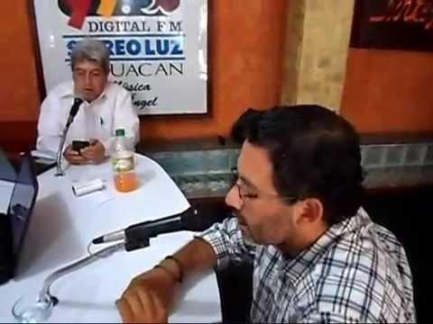 Cineasta Mexicano con Rene López Cárdenas