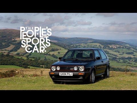 1990 Volkswagen Mk2 GTI: The People's Sports Car