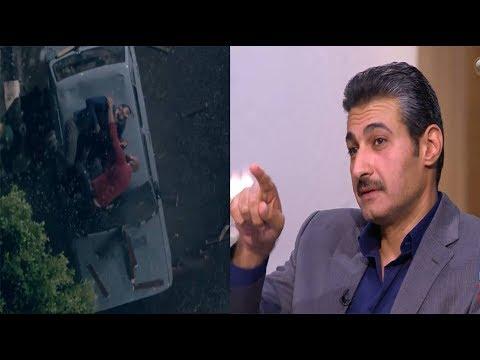 """ياسر جلال يكشف كواليس سقوطه من الدور الثاني في """"ظل الرئيس"""""""