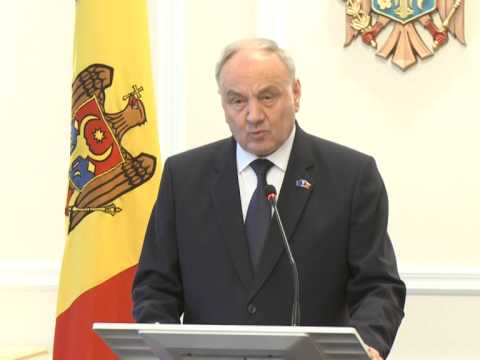 Association Agreement with European Union is absolute priority of present government, Moldovan president says