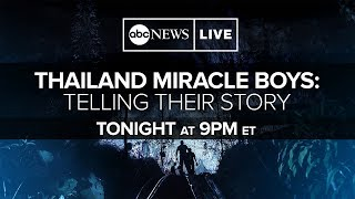 Video Exclusive Thai cave rescue interview: Boys' soccer team, coaches on harrowing experience | ABC News MP3, 3GP, MP4, WEBM, AVI, FLV September 2018