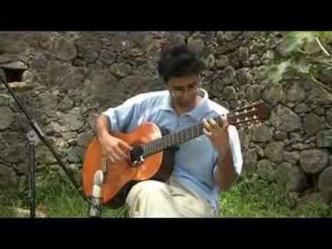 Music: Star of the County Down – classical guitar