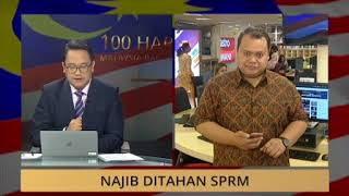 Video TERKINI! Najib Razak ditahan SPRM, akan didakwa esok MP3, 3GP, MP4, WEBM, AVI, FLV September 2018