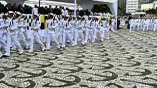 Comemoração alusiva ao Dia do Marinheiro 13 de Dezembro,no 2º distrito Naval, Salvador.