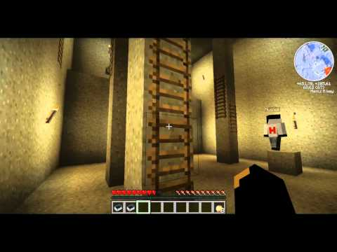 Minecraft Escape - Husiek & Kina - będzie się działo cz.1