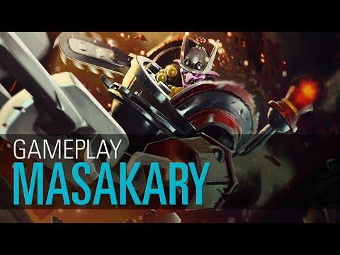 Dota 2 | BBC.Masakary | Best Timbersaw EU | MMR Gameplay
