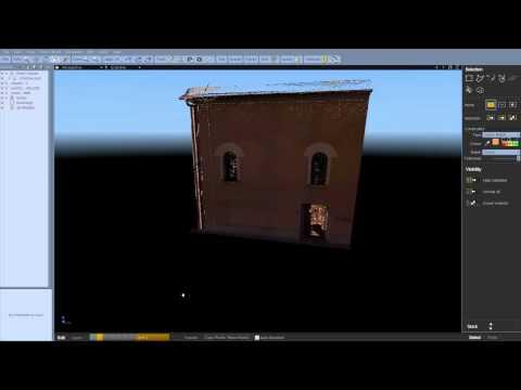 Pointools Edit - colour constraint tool.avi