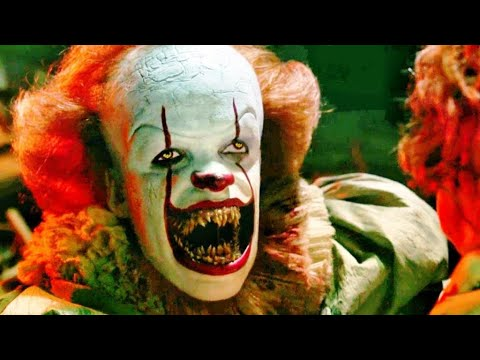 IT (2017) Film Explained in Hindi/Urdu   Clown Pennywise IT chapter 01 Summarized हिन्दी