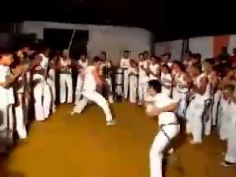 Grupo de Capoeira Pallmares - Encontro em Cristópolis