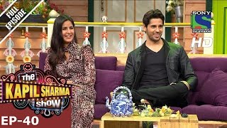 The Kapil Sharma Show - दी कपिल शर्मा शो–Ep-40–Baar Baar Dekho Stars–4th Sep 2016